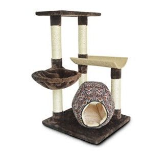 Keeping Your Cat Active With Cat Towers